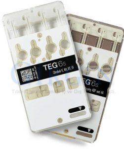 Test cartridges